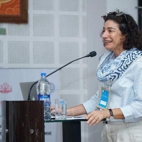 אוה הנימן' ראש תחום ארגונומיה/הנדסת גורמי אנוש ב- ERGO הוזמנה לפתוח את הכנס הבינלאומי HWWE בהודו