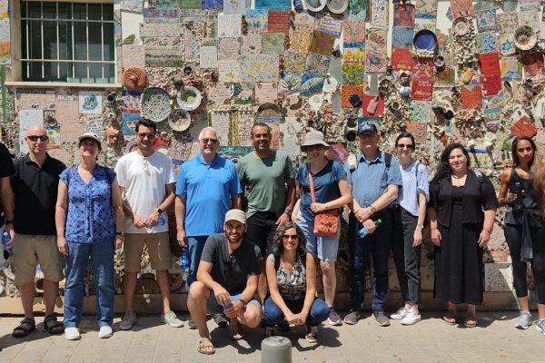 סיור קולינרי במתחם שוק הכרמל, תל אביב