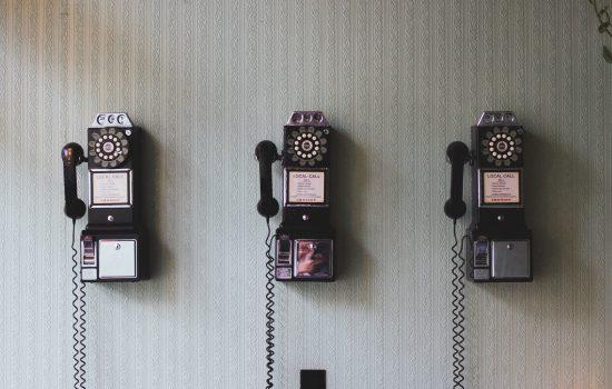 שיטות לשדרוג השירות הטלפוני ביחידות שאינן מוקד